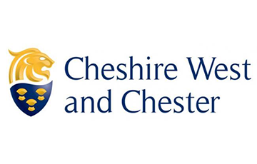Chester West and Chester Logo