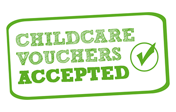 Chilcare Vouchers Acccepted Logo